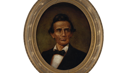 More Than 700 Lincoln Collectibles Are Set to Go on Auction