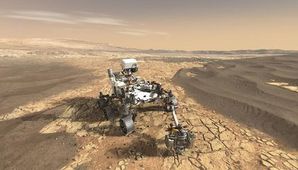 To Make Oxygen on Mars, NASA's Perseverance Rover Needs MOXIE