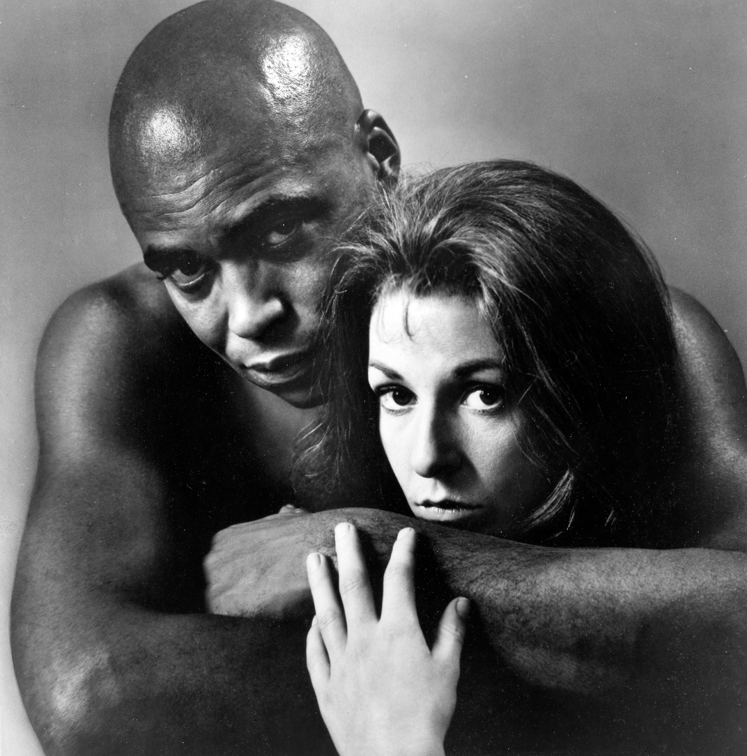 Alexander and Jones in a publicity photo