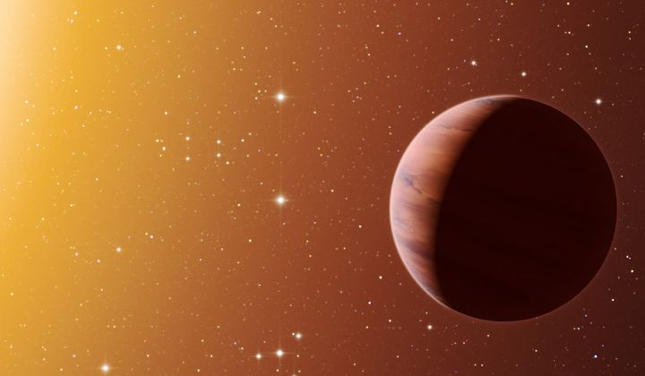 The Scorching Giant Planets of the Galaxy