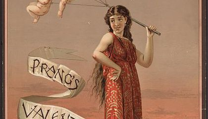 Smithsonian Events Week of 2/9-13: Valentines and Balloons