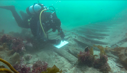 Take a Virtual Tour of a 17th-Century Shipwreck