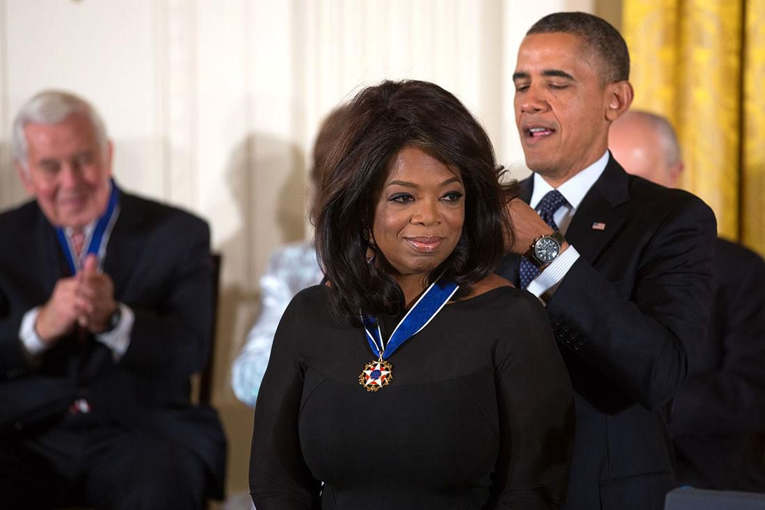 Little Oscar Explains Old Egg Balancing >> Oprah S Undeniable Influence On American History Recognized In New