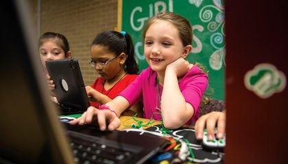New Badges Will Make Today's Girl Scouts Tomorrow's Cybersleuths