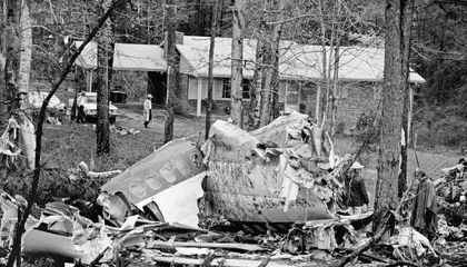 What Happened When a Southern Airways Flight 242 Crashed in Sadie Burkhalter's Front Yard