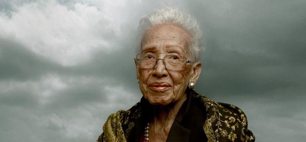 Caption: Katherine Johnson, NASA Mathematician, Dies at 101