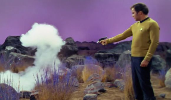 Preview thumbnail for video'Scientists are Developing Star Trek's Phaser