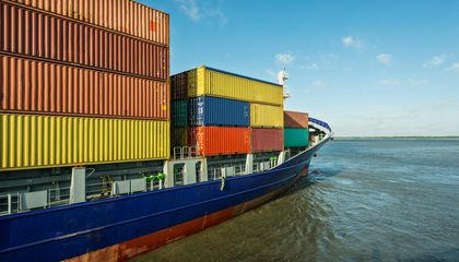 Artists In Search of Inspiration Can Now Find Their Muse On a Cargo Ship