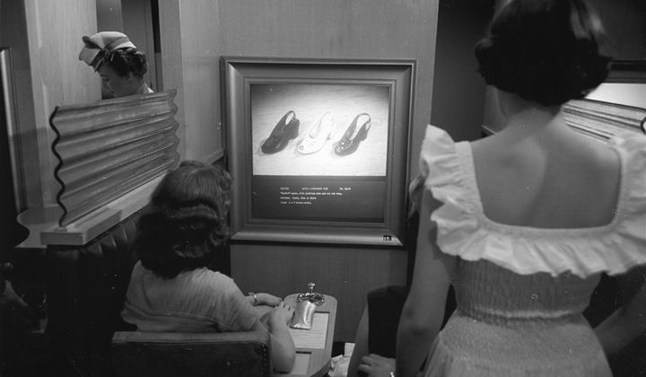 Vis-O-Matic Was 1950s Version of Online Shopping