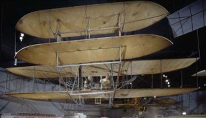 The World War II History of the Wright Military Flyer