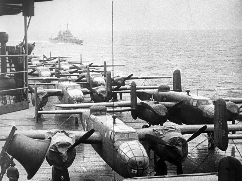 The Untold Story Of The Vengeful Japanese Attack After The Doolittle