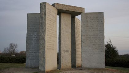 Nobody Knows How to Interpret This Doomsday Stonehenge in Georgia