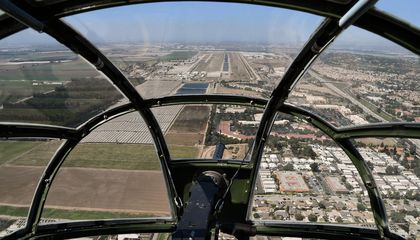 aerial view of Camarillo airport