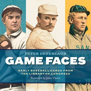 Preview thumbnail for 'Game Faces: Early Baseball Cards from the Library of Congress