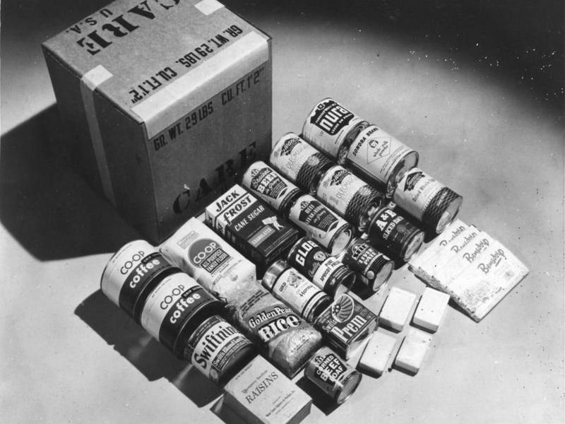 How WWII Created the Care Package | Smart News | Smithsonian