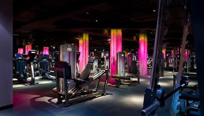 Seven of the Most Innovative Gyms in the World