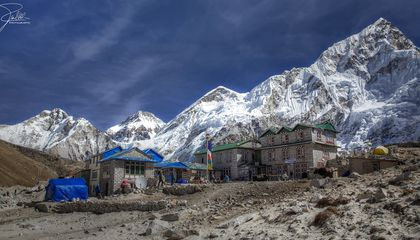 Mount Everest Climbers' Waste Could Power Local Villages