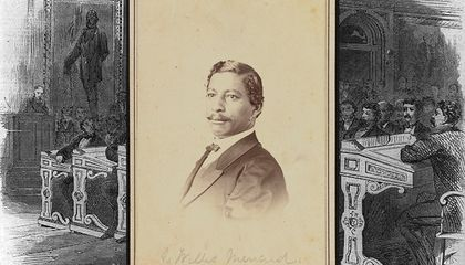 The International Vision of John Willis Menard, First African-American Elected to Congress