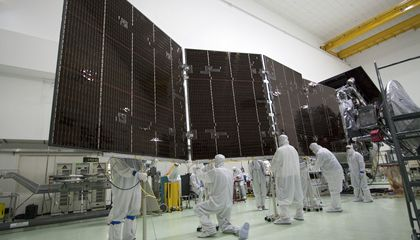 Juno is Powered by the Sun, and That's a Big Deal
