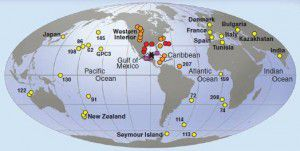20110520083212Cretaceous-extinction-sites-300x151.jpg