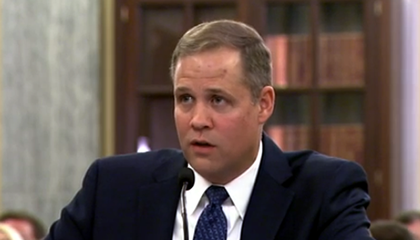 The Frankness of Bridenstine
