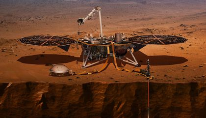 Five Things to Know About NASA's InSight Mission to Mars
