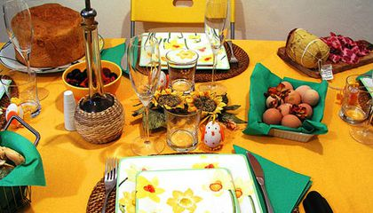 Sicilian Easter Sweets