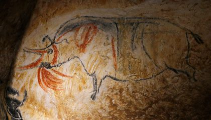 New Timeline Zeros in on the Creation of the Chauvet Cave Paintings