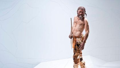 Mosses Expand the Story of Ötzi the Iceman's Final Journey