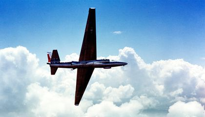 The Case of the Runaway U-2