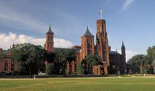"""Smithsonian Institution Building, """"The Castle"""""""