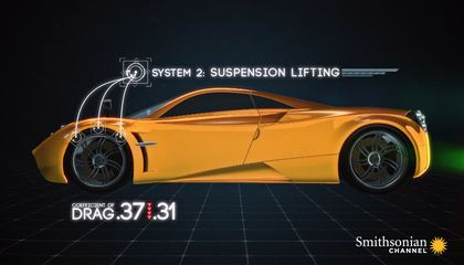 The Expensive Material Behind the Huayra's Incredible Speed