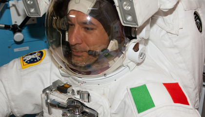 Italy Gets Its First Spacewalker