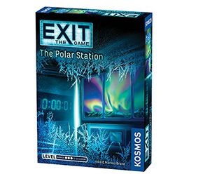 Preview thumbnail for 'Thames and Kosmos Exit : the Polar Station