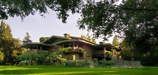David B. Gamble house