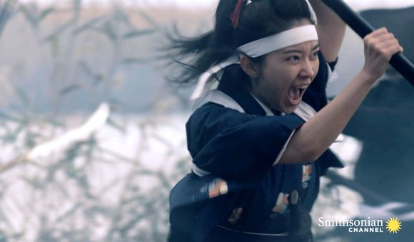 Preview thumbnail for video'Women Were Some of the Fiercest Samurai Warriors Ever