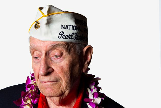 Mal Middlesworth Pearl Harbor survivor