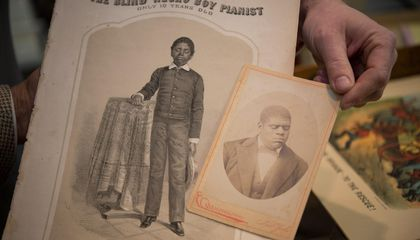 The Tragic Story of America's First Black Music Star