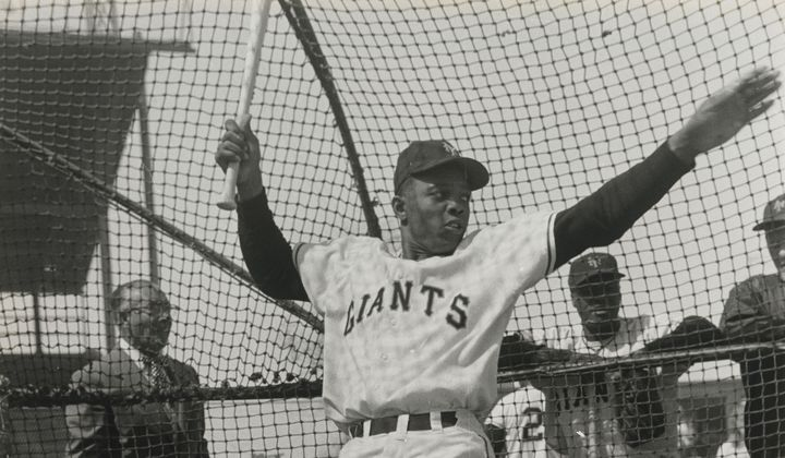 Willie Mays Remains a Giant in Baseball History