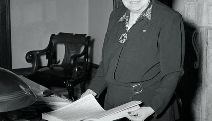 On This Day in 1932, America Elected Its First Female Senator