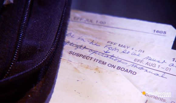 Preview thumbnail for video'The Logbook From Flight 93