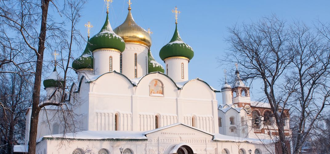 Cathedral of the Transfiguration of the Saviour, Suzdal