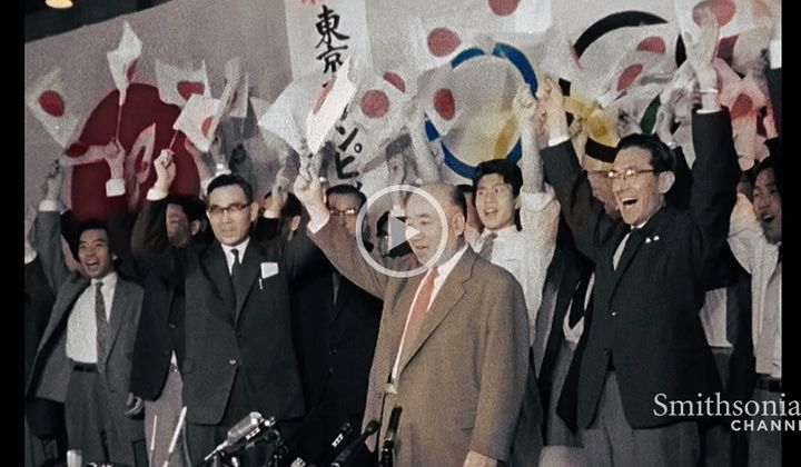 The 1964 Olympics Was Pivotal to Postwar Tokyo