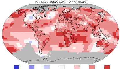 The 2010s Were the Hottest Decade on Record. What Happens Next?