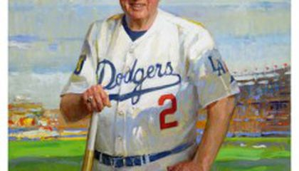 Tommy Lasorda Visits DC; Washington Nationals Cower in Fear
