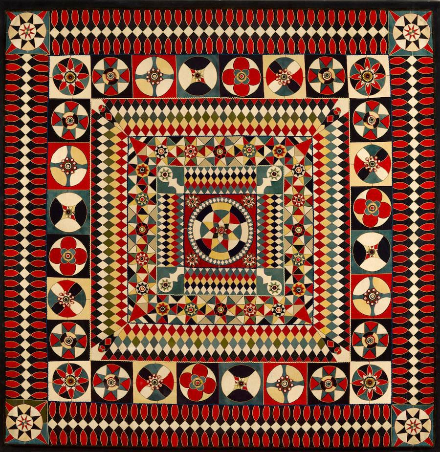 The Centuries-Old Tradition of Military Quilting Is Getting Its ... : military quilts - Adamdwight.com
