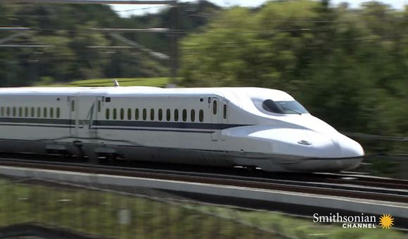 Preview thumbnail for video'How Japanese High-Speed Trains Handle Earthquakes