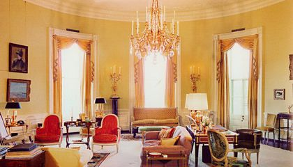 How a Groundbreaking Interior Designer Helped Jackie O. Change the White House