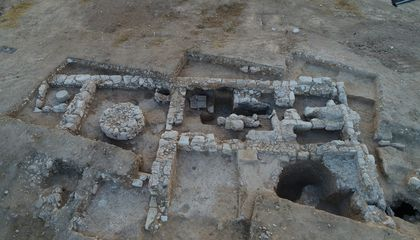 Archaeologists Find 1,200-Year-Old Soap Factory in Israel