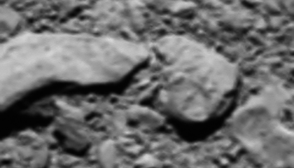 Scientists Discover One Last Image From the Rosetta Mission